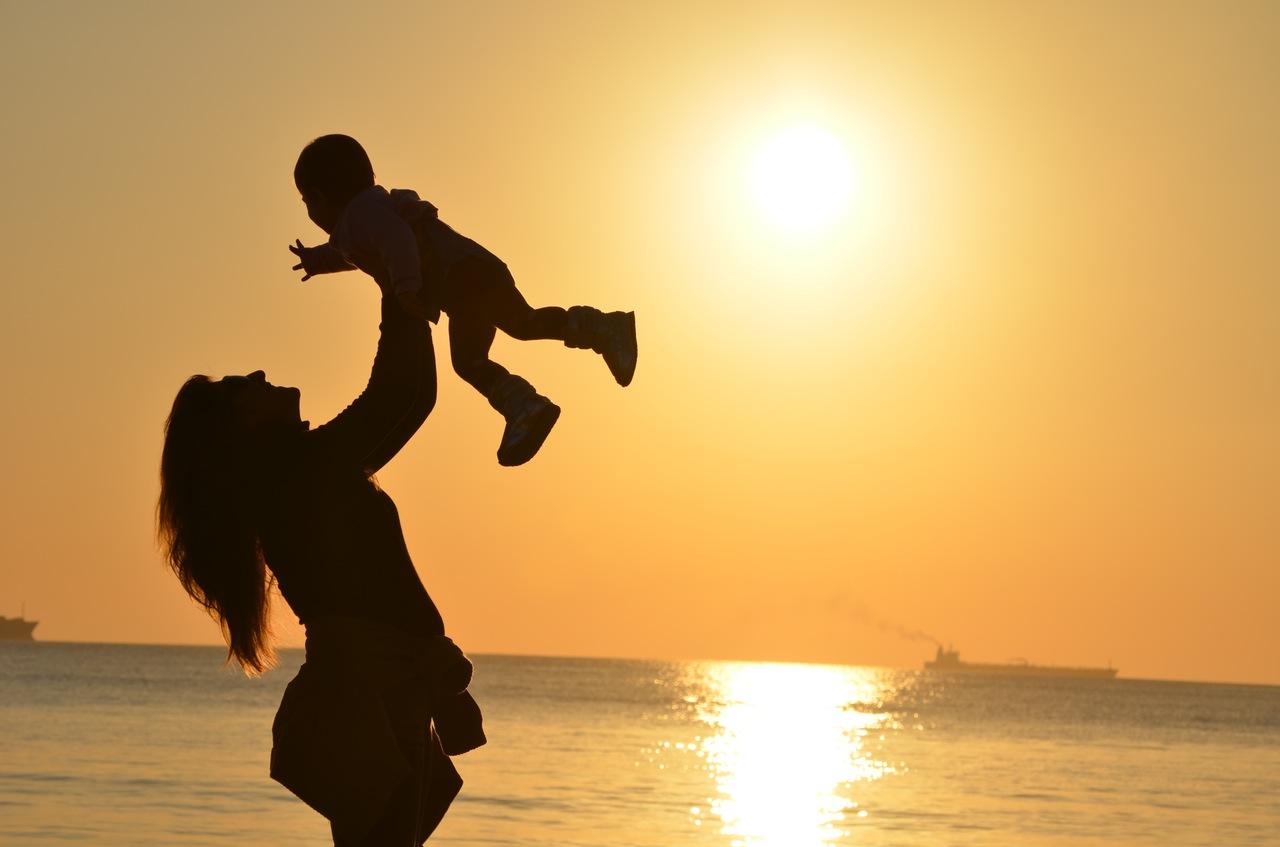 lien mère et fils